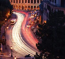 Roman Traffic! by Martin Sutton