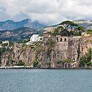 Amalfi Cliffs by martinilogic