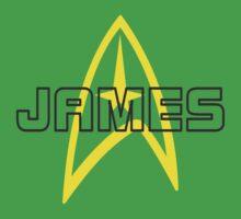 Captain James Kids Clothes