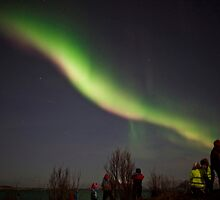 The Aurora Chasers by TigerOPC