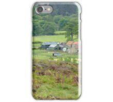 Esk Valley Villages iPhone Case/Skin