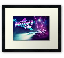 Future Past Framed Print