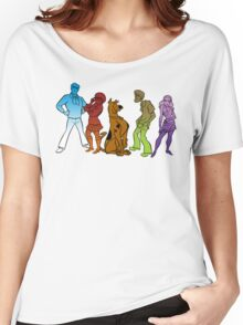 Scooby Gang Women's Relaxed Fit T-Shirt
