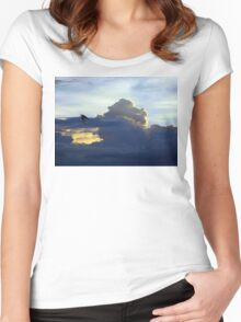 ©HCS Golondrina IA. Women's Fitted Scoop T-Shirt