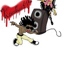 Lil' Wayne's Knockout with Nicki Minaj by DannyToon