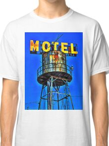 Avalon Motel Water Tank Sign T-Shirt Classic T-Shirt