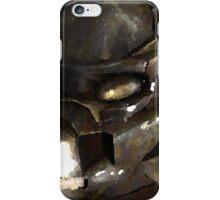 Tesla helmet iPhone Case/Skin