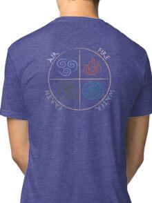 Four Elements Tri-blend T-Shirt