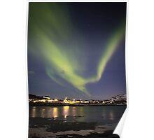 Aurora Borealis XII Poster