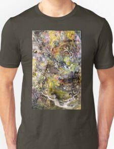 Portrait Yin Yang Unisex T-Shirt
