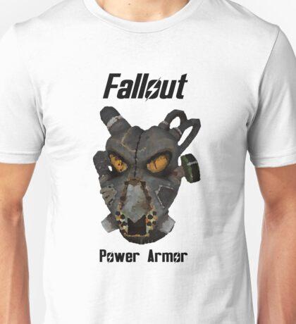 Remnants power helmet Unisex T-Shirt