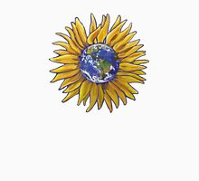 Sunflower Earth Unisex T-Shirt