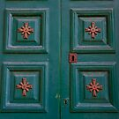 Green Door Design by phil decocco