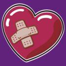 Fixed Heart by artistaperezoso