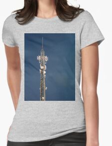 ©HCS The Tower IA. Womens Fitted T-Shirt