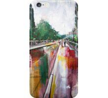 Crossing that bridge iPhone Case/Skin