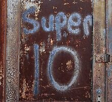 Super 10 by Peter Baglia