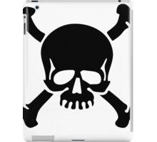 Good ol' Jolly Roger iPad Case/Skin