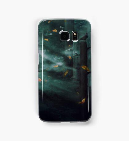 In the Woods Tonight Samsung Galaxy Case/Skin