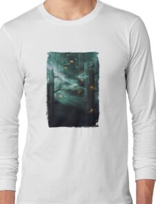 In the Woods Tonight Long Sleeve T-Shirt
