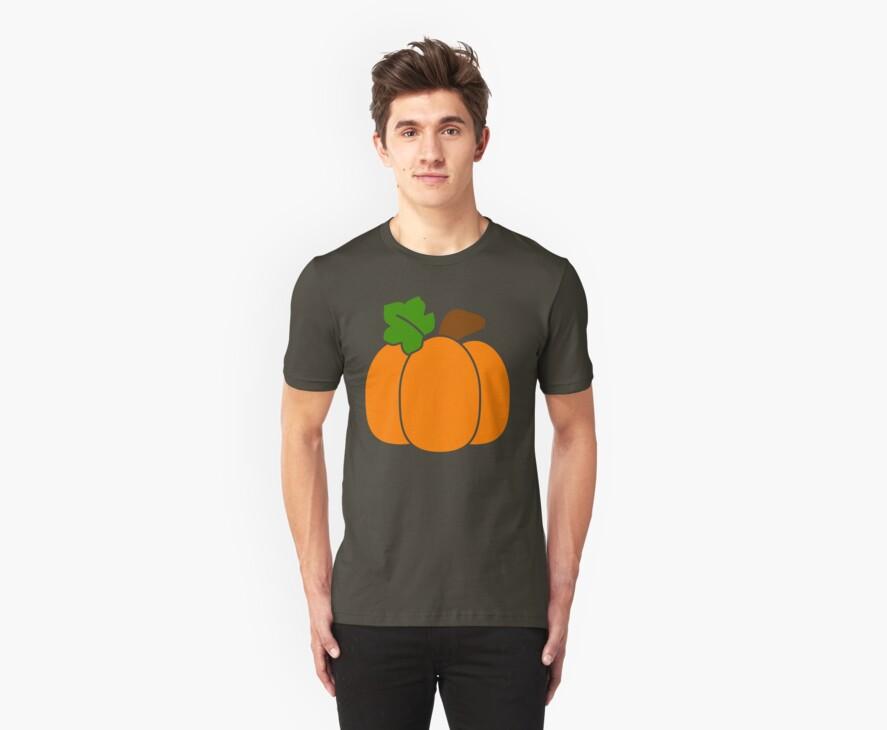 Cute Pumpkin by Ashton Bancroft