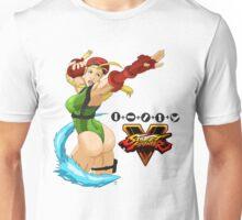 Street Fighter 5: Cammy Unisex T-Shirt