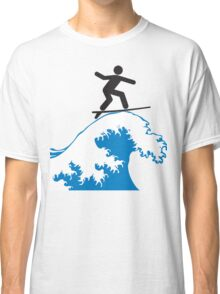 Artistic Surfing Classic T-Shirt