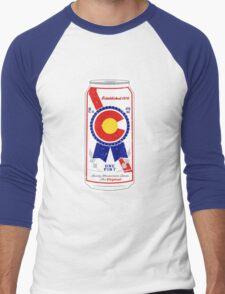 Colorado Blue Ribbon Men's Baseball ¾ T-Shirt