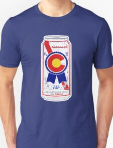 Colorado Blue Ribbon Unisex T-Shirt