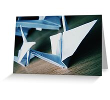 """""""i will be fly"""" Greeting Card"""
