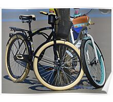 BICYCLES, BICYCLES Poster