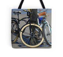 BICYCLES, BICYCLES Tote Bag