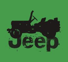Classic Jeep CJ by Grant Chappelle