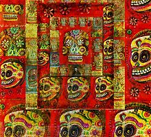 day of the dead - Dia de Muertos by dayofthedeadart