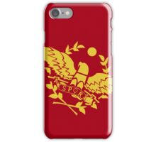 Rome SPQR iPhone Case/Skin