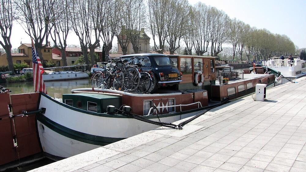 Mini Aboard! by John Thurgood