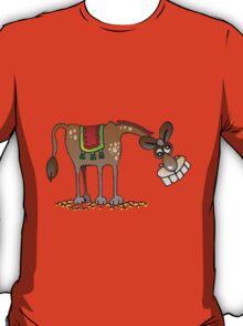 Nosey Donkey T-Shirt