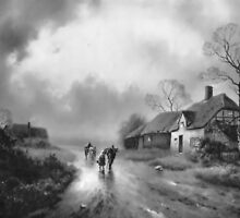 On the way to the Photo Mill by Uwe Lindemann