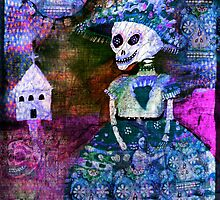 day of the dead Katrina  by dayofthedeadart