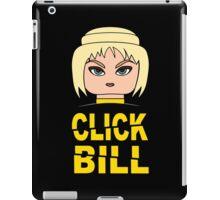 Click Bill iPad Case/Skin