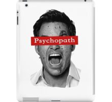 Dexter - Psychopath iPad Case/Skin