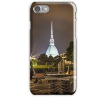Playground in Turin iPhone Case/Skin