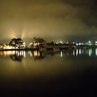 """Ulverstone at Midnight"" by Paul Campbell  Photography"