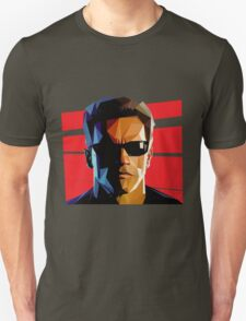 Terminator Triangulation Vector T-Shirt