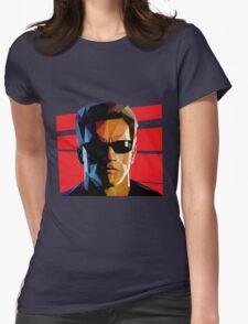 Terminator Triangulation Vector T-Shirt
