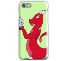 Dice Dragon iPhone Case/Skin