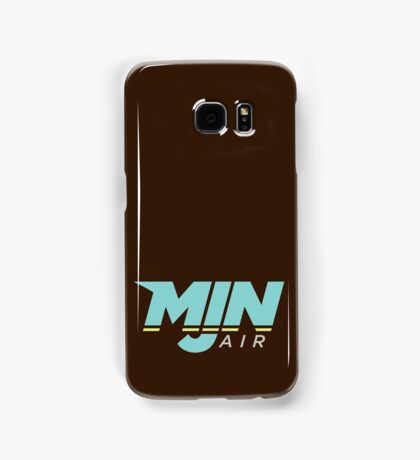 MJN Air Logo Samsung Galaxy Case/Skin