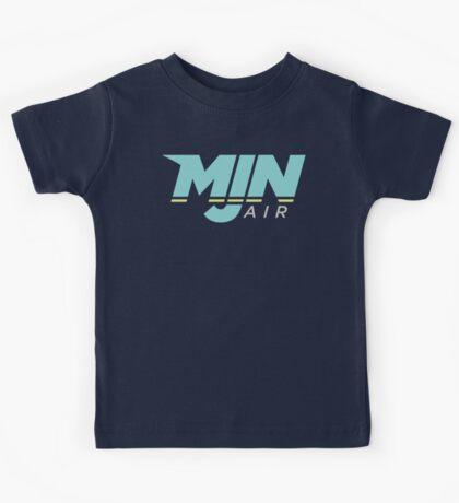 MJN Air Logo Kids Tee
