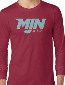MJN Air Logo Long Sleeve T-Shirt