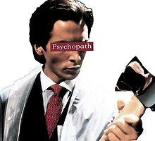 Patrick Bateman - Psychopath by FKstudios